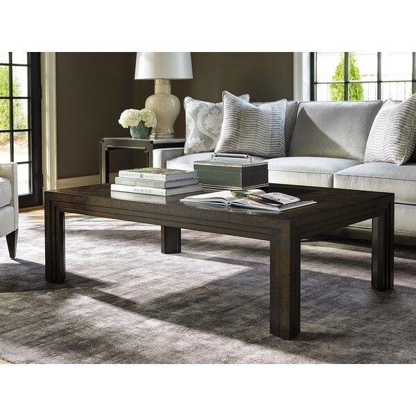 Brentwood 2 Piece Coffee Table Set by Barclay Butera Barclay Butera
