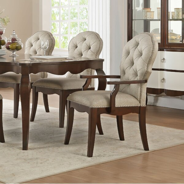 Citium Upholstered Dining Chair (Set of 2) by House of Hampton