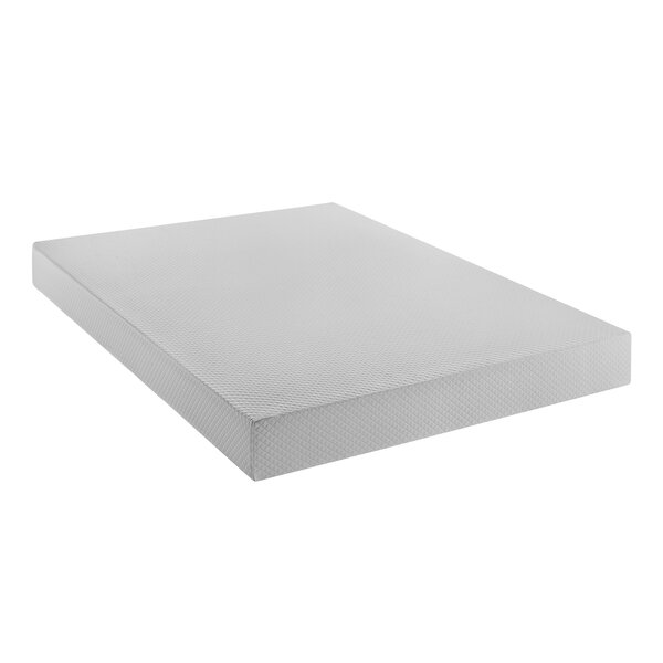 Kendra Two-Sided 10 inch Medium Gel Memory Foam Mattress by Alwyn Home