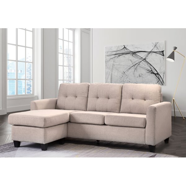 Rosy Sectional by Latitude Run