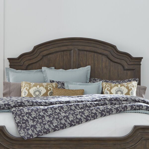Torben Panel Headboard by Gracie Oaks