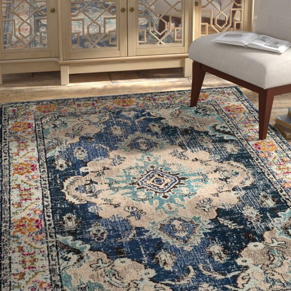 Annabel Area Rug by Bungalow Rose
