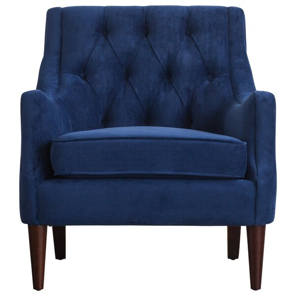 Koss Tufted Armchair by House of Hampton