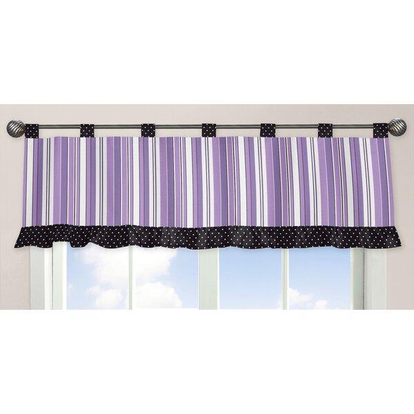 Kaylee 84 Curtain Valance by Sweet Jojo Designs