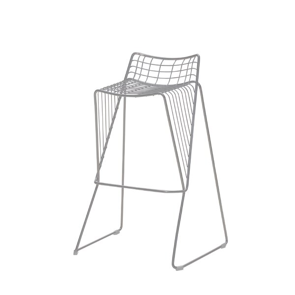 Gower 31 Patio Bar Stool by Wrought Studio