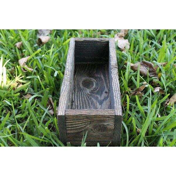 Drollette Wood Planter Box by Loon Peak