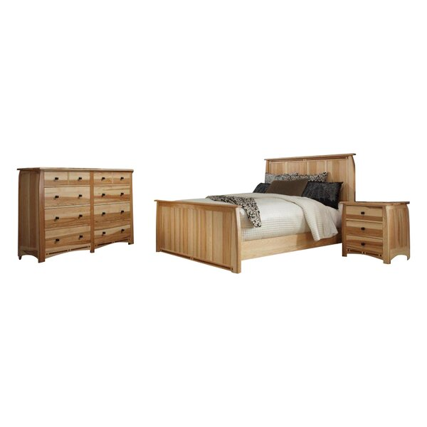 Asdsit Standard Configurable Bedroom Set by Loon Peak