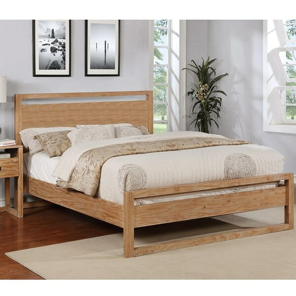 Ulrich Platform Bed by Millwood Pines