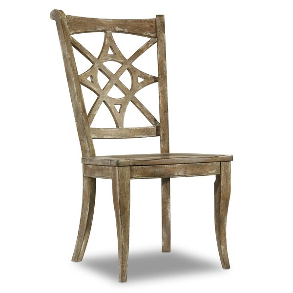 Melange Rafferty II Dining Chair (Set of 2) by Hooker Furniture