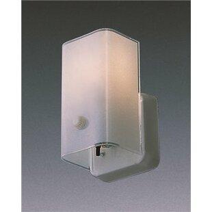 Reviews Allard 1-Light Wall Light Fixture By Ebern Designs
