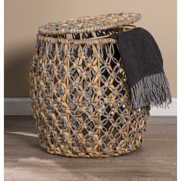 Hubbard End Table with Storage by Rosecliff Heights