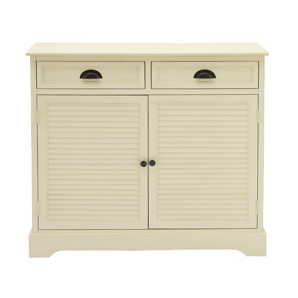 2 Door 2 Drawer Accent Cabinet by Cole & Grey