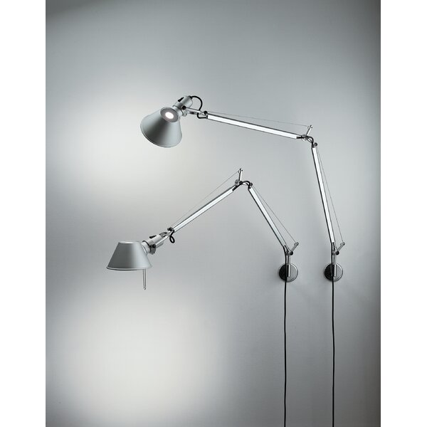 Tolomeo 1-Light LED Swing Arm Lamp by Artemide