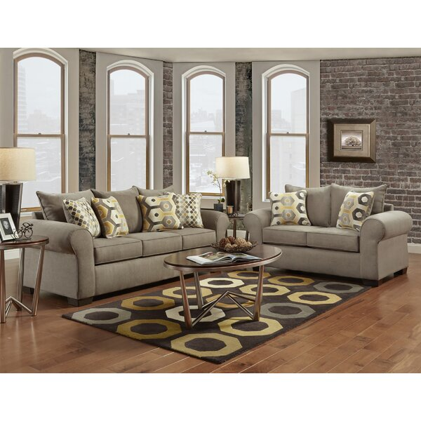 Mimms 2 Piece Living Room Set by Charlton Home Charlton Home