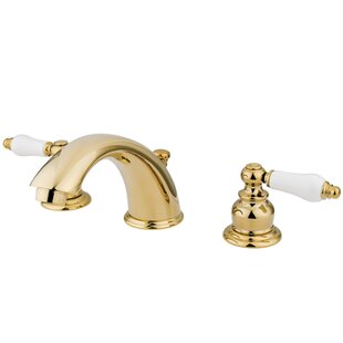 Guide to buy Victorian Widespread Bathroom Faucet with Brass Pop-Up Drain ByKingston Brass