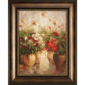 Ashton Art & Décor Large Framed Painting Print by Darby Home Co