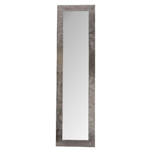 Black Nickel Full Length Mirror by Brayden Studio
