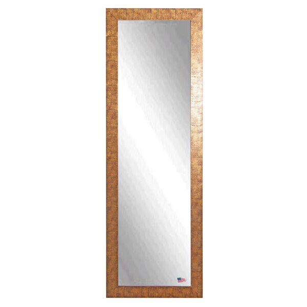 Safari Bronze Full Length Body Mirror by World Menagerie
