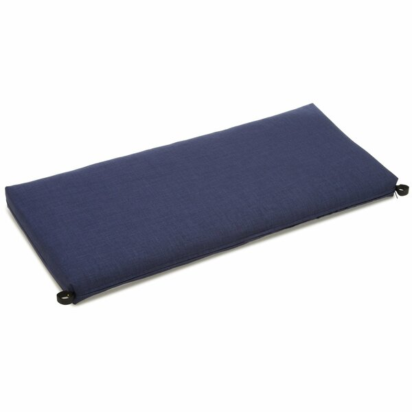 Indoor/Outdoor Bench Cushion by Blazing Needles