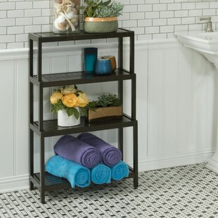 Bernardston Etagere Bookcase
