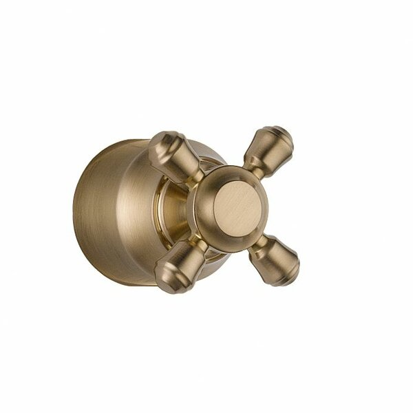 Cassidy Single Cross Bath Diverter / Transfer Valve Handle Kit by Delta