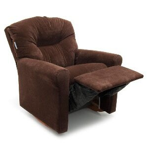 Contemporary Kids Cotton Recliner by Dozydotes