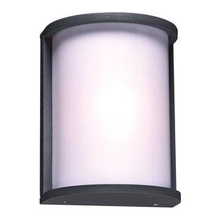 Shop For Lymingt 1-Light Outdoor Flush Mount By Ebern Designs