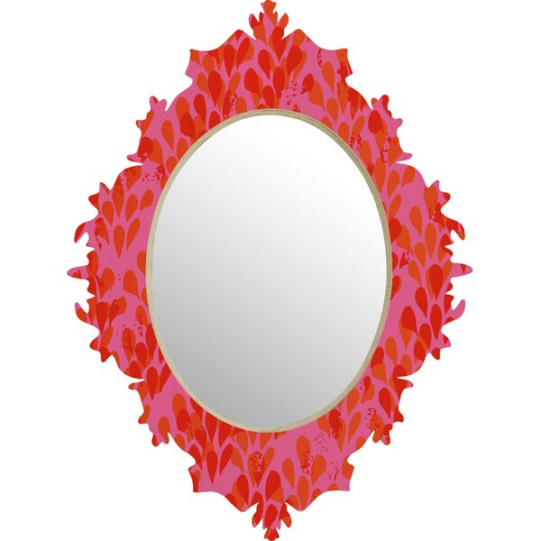 Happiness II Accent Mirror by Deny Designs