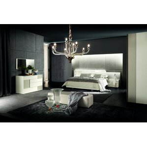 Nightfly Platform Configurable Bedroom Set by Rossetto USA