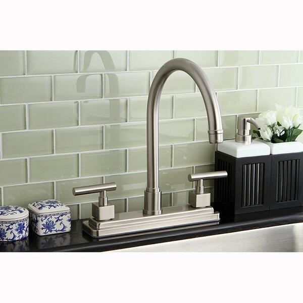 Claremont Double Handle Kitchen Faucet