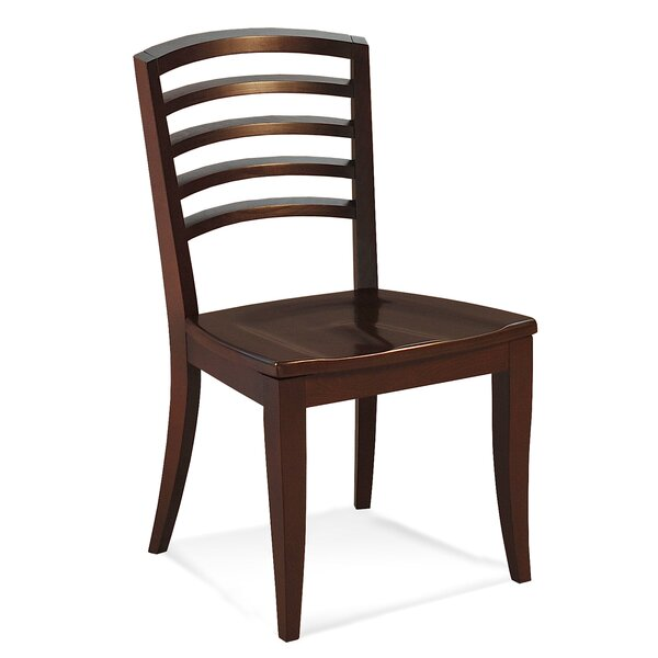 Sofian Contemporary Solid Wood Dining Chair