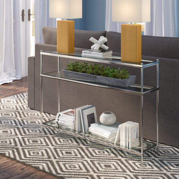 Rigsby Console Table by Orren Ellis