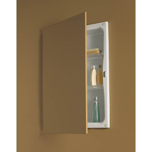 Basic 16.25 W x 21.42 H Recessed Cabinet by Jensen