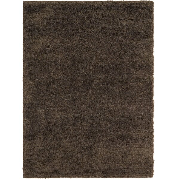 Atkins Hand-Tufted Charcoal Area Rug by Darby Home Co