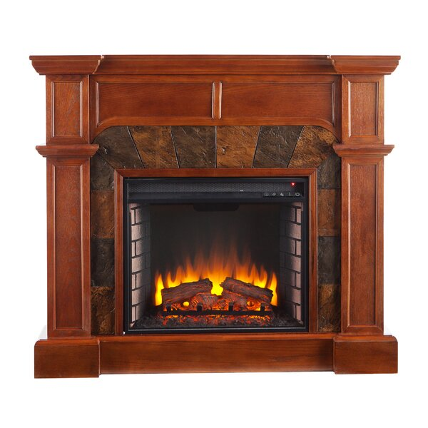 Forres Electric Fireplace by Charlton Home
