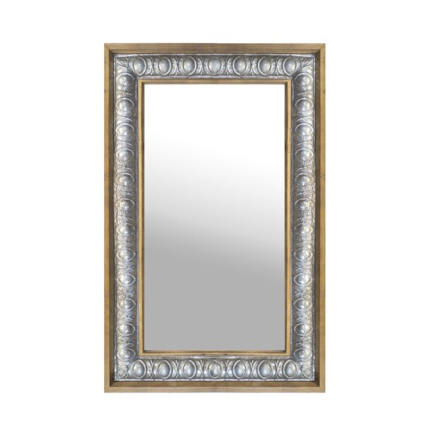 Paine Vintage Framed Accent Mirror by Bungalow Rose