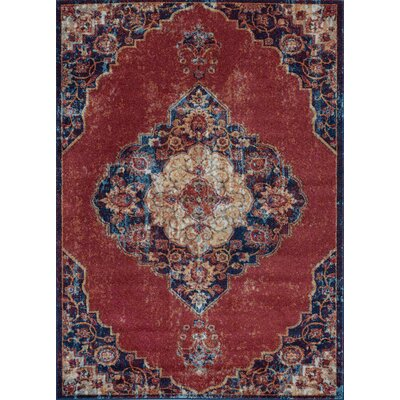 Medium Pile Red Area Rugs You Ll Love In 2019 Wayfair