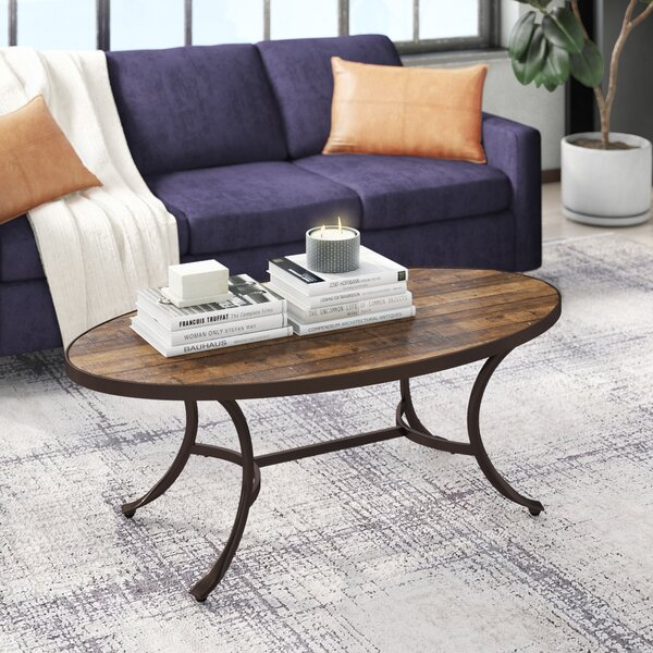 Mcmanis Coffee Table by Mercury Row