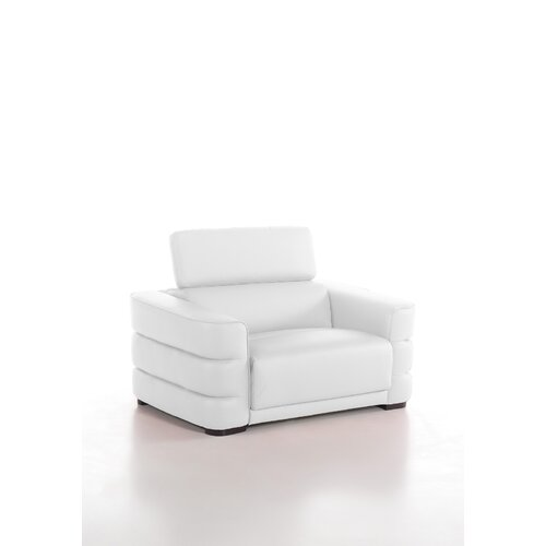 Schlafsessel Faning Perspections Polsterfarbe: Weiß | Schlafzimmer > Schlafsofas > Schlafsessel | Perspections