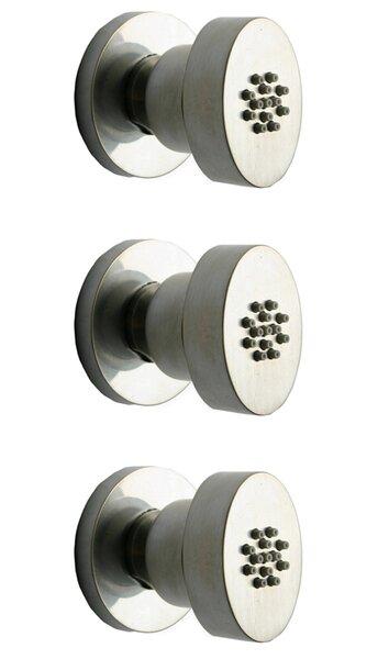 Novello Adjustable Shower Head Body Spray by LaToscana