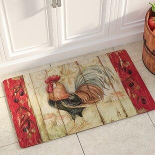 Cerisier Rooster Comfort Mat