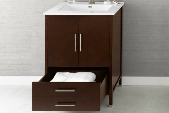 Juno 25 Single Bathroom Vanity Set by Ronbow