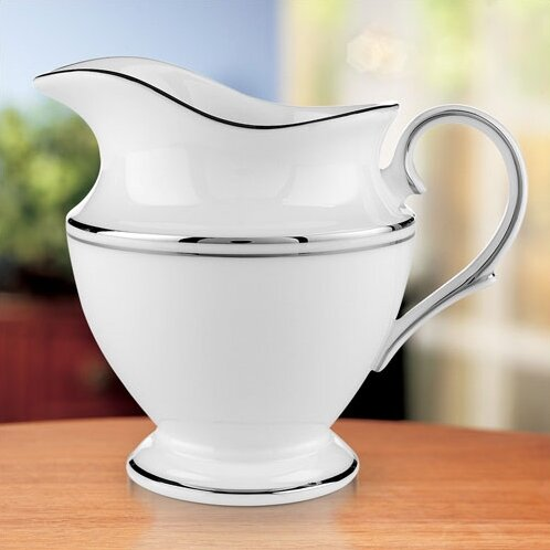 Federal Platinum 8 oz. Creamer by Lenox