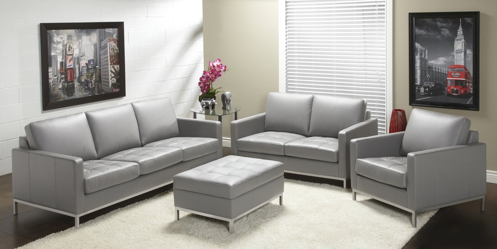 living room series lind furniture 244 series leather configurable living room 10881