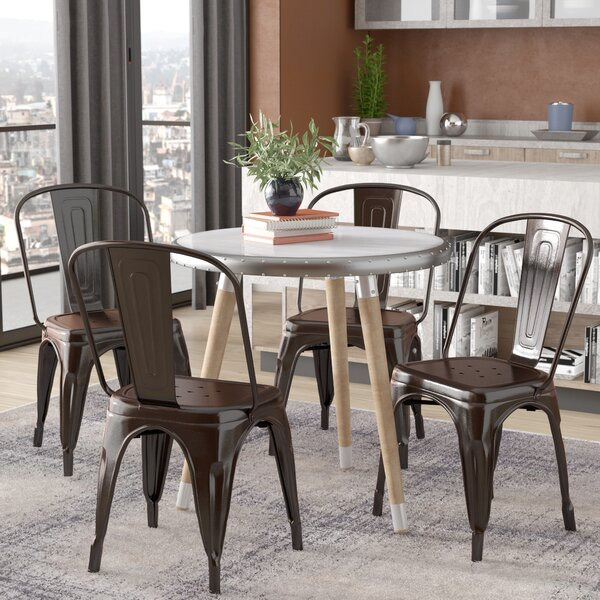 Nowicki Dining Chair (Set of 4) by Williston Forge