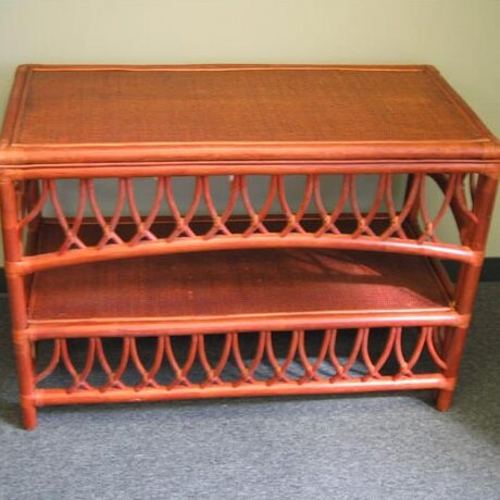 Antigua Console By South Sea Rattan
