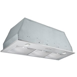 36 Inserta Plus 420 CFM Ducted Insert Range Hood By Ancona