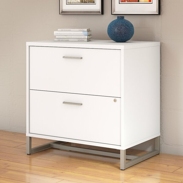 Method 2 Drawer Lateral Filing Cabinet by Kathy Ireland Office by Bush