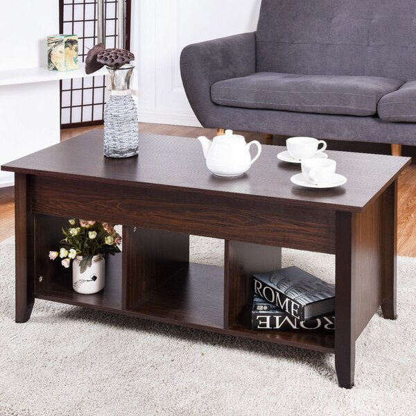 Bellefontaine Lift Top Coffee Table by Winston Porter Winston Porter