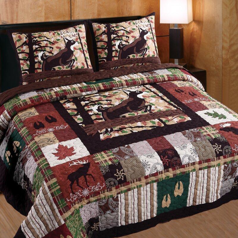 Popular Wildlife Bedding Sets You'll Love | Wayfair YU97